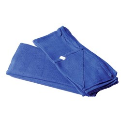 Multigate Sterile Blue Huck Towel