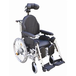 Wheelchair Reclining Tilt in Space Self Propelled 440mm 18""