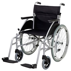 "Wheelchair Days Swift Self Propelled 18"" U/Light 7.8kg 115kg"