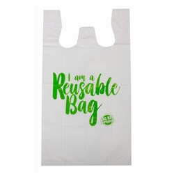 Large Singlet Bags 520 x 280 x 150 Reusable