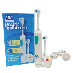 Toothbrush Rechargeable Electric with 2 brush heads