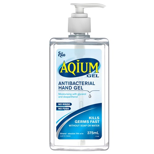 Aqium Gel Pump Pack 375ml