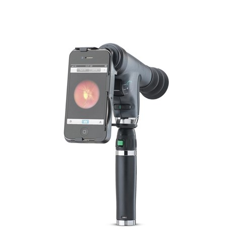 W.A iExaminer Brkt for Panoptic Ophthalmoscope/iPhone 4 & 4S